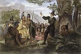 Какими были настоящие пуритане? Леланд Райкен
