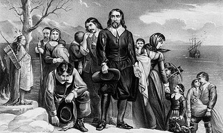 Некоторые главные характерные черты пуританства.